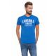 LONSDALE - Lonsdale T-Shirt - Royal