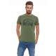 LONSDALE - Lonsdale T-Shirt - Armee
