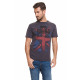 LONSDALE - Lonsdale T-shirt - Donkerblauw