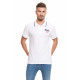 LONSDALE - Polo Lonsdale - White