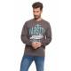 VARSITY - Athletic Supplies Sweatshirt - Holzkohle