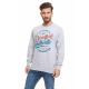 VARSITY - NY Authentic Sweatshirt - Gris chiné
