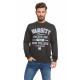 VARSITY - Ohio College Sweatshirt - Black heather