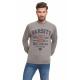 VARSITY - Ohio College Sweatshirt - Gray heather