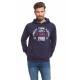 VARSITY - Vintage Sweatshirt - Marineblau