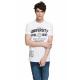 VARSITY - Uni Ath T-Shirt - Weiß