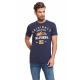 VARSITY - California Originals T-Shirt - Marinebla