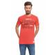 VARSITY - T-shirt Vintage Ath - rouge