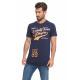 VARSITY - T-shirt Originals est 89 - Marine