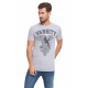 VARSITY - Varsity Hawk T-Shirt - Gray heather