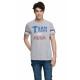 VARSITY - VARSITY HERITAGE T-shirt - Gray melange