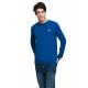 VARSITY - Sweatshirt VARSITY HERITAGE - Blu électr