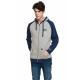 VARSITY - VARSITY HERITAGE Sweatshirt - Grau melie