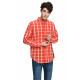 VARSITY - Camisa VARSITY HERITAGE - Rouge