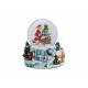 Carillon / globo di neve con illuminazione, L15 x