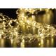 Luci di Natale Stella, 200 Micro, in bianco caldo,