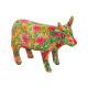 mucca Spardose dalla ceramica, 3- assortito, B18 x