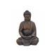 Buddha seduto in Braunau poli, 38 centimetri