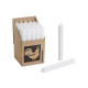 Stabkerze Colore: bianco (B / H / T) 2x18x2cm