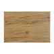 Tovaglietta imitazione legno marrone plastica, B45
