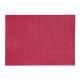 Tovaglietta in plastica rossa, B45 x H30 cm