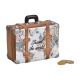 Money Box Valigia Mappa Viaggia in tutto il mondo