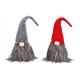 Gnome di velluto 2- volte assortito , (B / H / D)