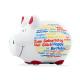 Savingsbox KCG Kleinschwein, Happy Birthday , Inte