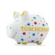 Savingsbox KCG maiale piccolo, paghetta, realizzat