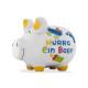 Savingsbox KCG Mittelschwein, Evviva un bambino si