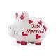 Savingsbox KCG Mittelschwein, Just Married Mittel,