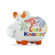 Savingsbox KCG Mittelschwein, lascia che crei! mez