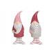 Nicholas realizzato in ceramica rosa / rosa, grigi