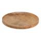 piatti realizzato in legno di mango marrone (L / A