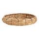 Scocca in legno, rete metallica in materiale natur