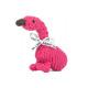 Kutya játék pamut kötélből - Franzi Flamingo,