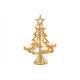Portacandelina, addobbo natalizio Albero di Natale