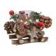 Disposizione Windlight, ghirlanda motivo natalizio