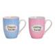 Cup break cup, favorite cup of porcelain