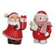 Figure Natale da poli, B6 x T6 x H10 cm