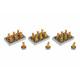 Candela set coniglio, 6-piece, 3- assortito, B3 x
