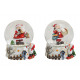 Second choice, Art. 12483 Snow Globe Nikolaus aus