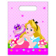 ALICE IN WONDERLAND - 6 party bags