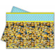 Minions Lovely - 1 plastic tablecloth 120x180cm
