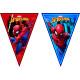 Spiderman Team Up - 1 Flag Banner (3-angolare) (9