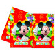 Mickey Mouse Club House - 1 Plastic Tablecloth 120