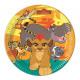 Lion Guard - Paper Plates Large 23cm