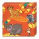 Lion Guard - paper napkins (2-ply) 33x33cm