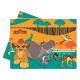 Lion Guard - tablecloth (plastic) 120x180cm