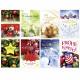 Glückwunschkarten Weihnachten Klassisch Grußkarte